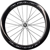 Product image for Shimano Dura-Ace Disc Front Wheel Carbon Tubular 60 mm