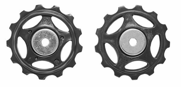 Shimano Alivio RD-M410 tension and guide pulley set