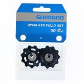 Shimano Deore XT RD-M786/M773 tension and guide pulley set