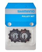 Product image for Shimano Deore RD-T610 tension and guide pulley set