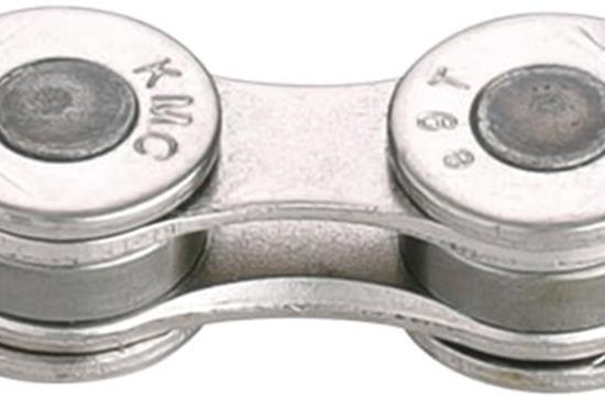 KMC e11 Silver EPT SChain 136 Links