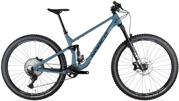 "Norco Optic C2 Shimano 29"" Mountain Bike 2021 - Trail Full Suspension MTB"