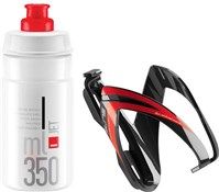 Elite Ceo Jet youth Bottle and Cage kit