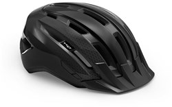 Product image for MET Downtown Urban Cycling Helmet