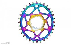 absoluteBLACK MTB Oval Shimano 12 Speed Direct Mount Chainring