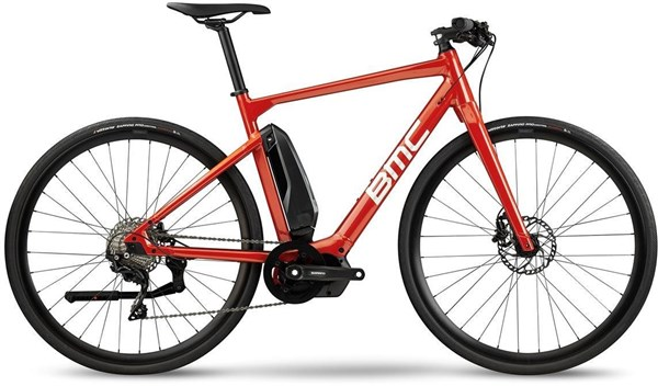BMC Alpenchallenge AMP AL Sport One - Nearly New - L 2021 - Electric Hybrid Bike