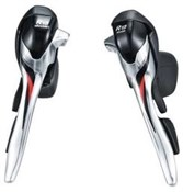 Microshift R10 2x10 Speed Dual Control Road Lever Set