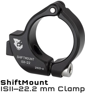 Wolf Tooth ShiftMount 22.2 mm Clamp
