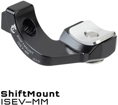 Wolf Tooth ShiftMount I-spec EV Brakes to SRAM Matchmaker Shifter