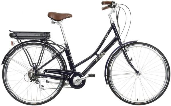 Pendleton Somerby E Womens Midnight Blue 2021 - Electric Hybrid Bike
