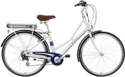 Pendleton Somerby E Womens White Navy 2021 - Electric Hybrid Bike