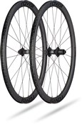 Product image for Roval Rapide C38 Disc Carbon Wheelset