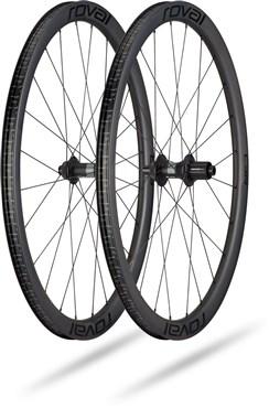 Roval Rapide C38 Disc Carbon Wheelset