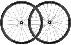 Product image for Profile Design GMR 38 Twenty Six Full Carbon Clincher Disc Brake Centre Lock Tubeless Wheelset