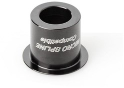 Product image for DT Swiss HWAXXX00S0491S Rear Hub Spacer Driveside for Micro Spline 12mm