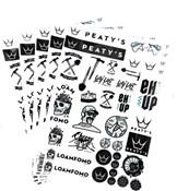 Peatys Sticker Pack