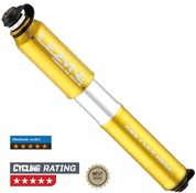 Lezyne Pressure Drive Hand Pump With ABS Flex Hose