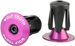 Wolf Tooth Alloy Bar End Plugs