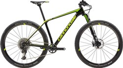 Cannondale F-Si Hi-Mod World Cup 29er - Nearly New - S 2019 - Hardtail MTB Bike