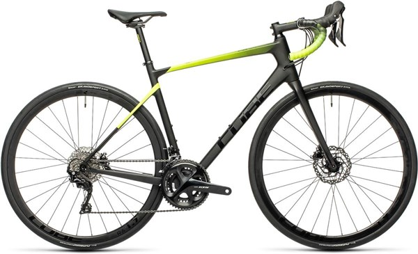Cube Attain GTC Race - Nearly New - 53cm 2021 - Road Bike
