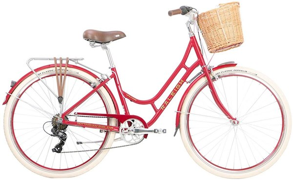 "Raleigh Willow Womens - Nearly New - 19"" 2021 - Hybrid Classic Bike"