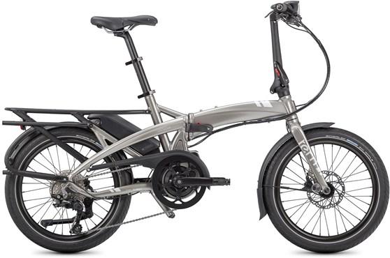 Tern Vektron S10 2021 - Electric Folding Bike