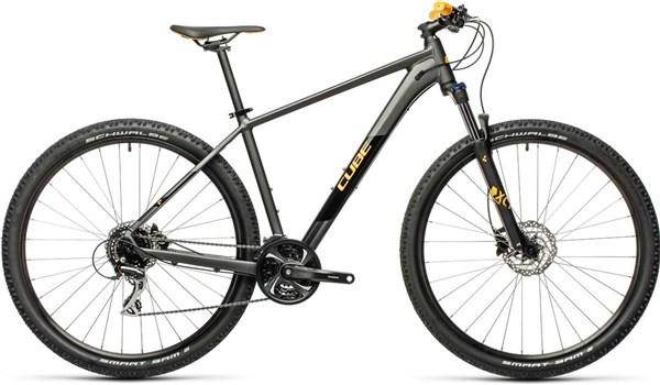 "Cube AIM Race 27.5""- Nearly New - 16"" 2021 - Hardtail MTB Bike"