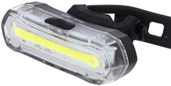 Product image for XLC LED USB Rechargeable Front Light - CL-E05