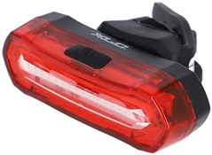 Product image for XLC LED USB Rechargeable Rear Light - CL-E06