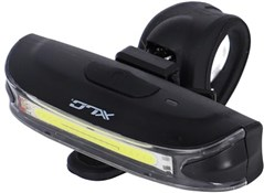 Product image for XLC LED USB Rechargeable Front Light - CL-E07
