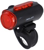 Product image for XLC LED USB Rechargeable Rear Light - CL-E10