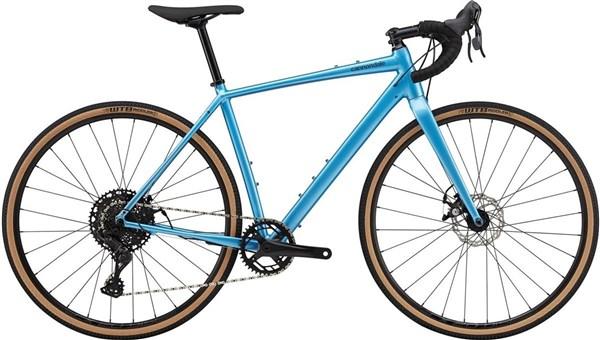 Cannondale Topstone Neo SL 1 | cross-cykel