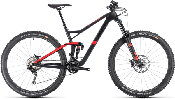 """Cube Stereo 150 C:62 Race 29er - Nearly New - 20"""" 2019 - Enduro Full Suspension MTB Bike"""