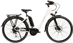 Product image for Raleigh Motus Tour Hub Lowstep - Nearly New - 46cm 2021 - Electric Hybrid Bike