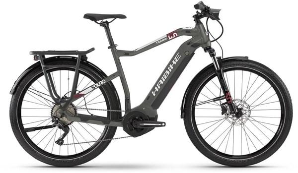 Haibike SDuro Trekking 4.0 - Nearly New - 56cm 2021 - Electric Hybrid Bike