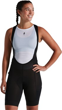 Specialized Mountain Liner Womens Cycling Bib Shorts with Swat