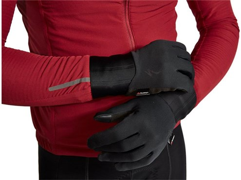 Specialized Prime-Series Neoshell Thermal Womens Long Finger Cycling Gloves