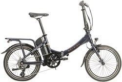 Raleigh Stow E way 2022 - Electric Folding Bike