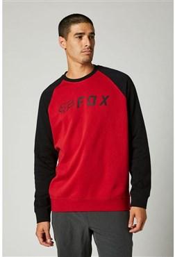 Fox Clothing Apex Crew Fleece Pullover