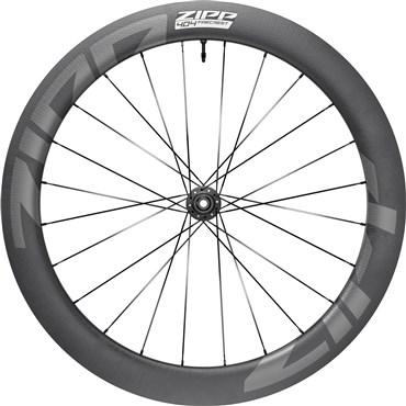 Zipp 404 Firecrest Carbon Tubeless Disc Brake Center Locking 700C Front Wheel