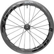 Product image for Zipp 454 NSW Carbon Tubeless Disc Brake Center Locking 700C Rear Wheel