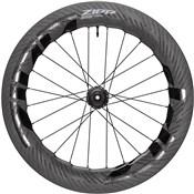 Zipp 858 NSW Carbon Tubeless Disc Brake Center Locking 700C Rear Wheel
