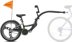 WeeRide Kazam Link Pro Tagalong Trailer Bike