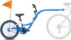 WeeRide Kazam Link Tagalong Trailer Bike