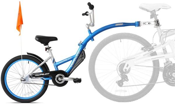 WeeRide Pro Pilot Aluminium Tagalong Trailer Bike