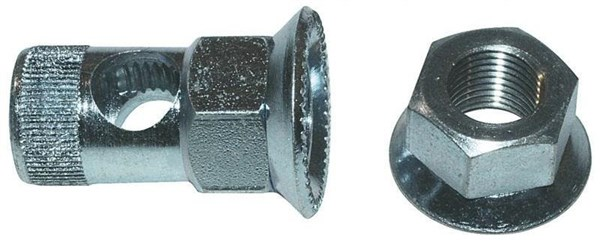 ETC Sturmey Archer Wheel Nuts