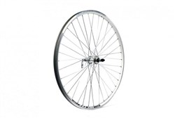 Product image for ETC Hybrid/City 700c Alloy Double Wall Gear Sided Quick Release Rear Wheel