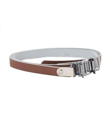 ETC Toe Straps Single Leather