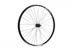 Product image for ETC Hybrid/City 700c Alloy Double Wall Hybrid Gear Sided Nutted Rear Wheel
