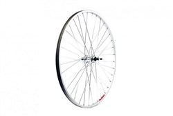 Product image for ETC Hybrid/City 700c Alloy Hybrid Gear Sided Nutted Rear Wheel